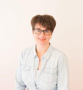 Gina Hoeksma - Oefentherapeute Cesar